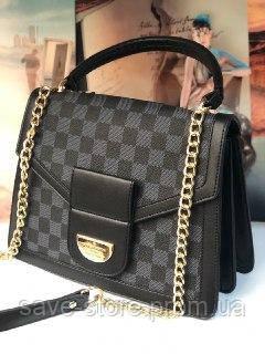 597e22331c24 Женская сумка клатч Louis Vuitton LV ( Луи Виттон), женская сумочка,  стильная сумка, темно-серая
