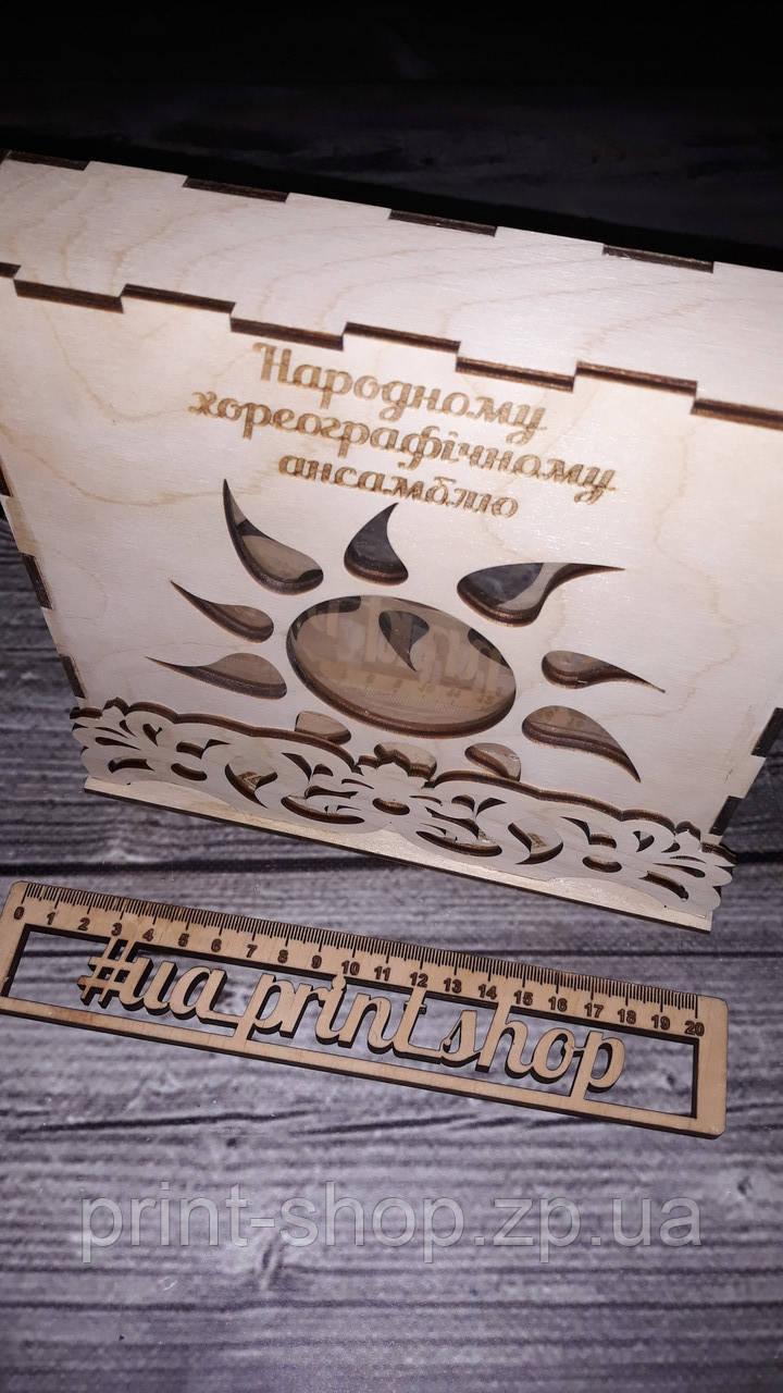 Рамка с подставкой для песочной церемонии. Рамка+подставка
