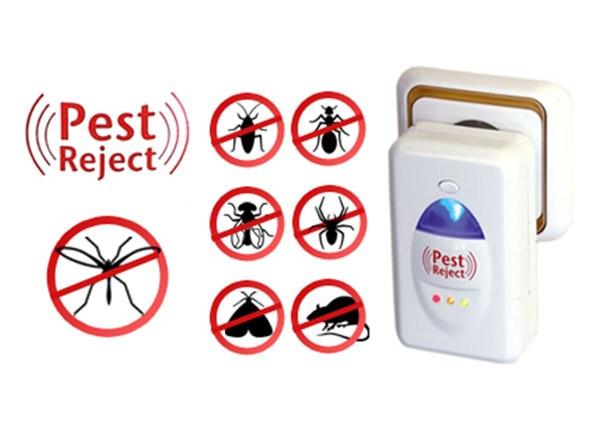 Эффективный отпугиватель Pest Reject (от грызунов, тараканов, пауков,