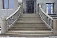 Лестницы из песчаника