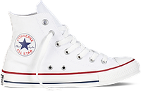 Converse All Star Женские кеды белые
