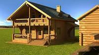 Строительство дачных домов с деревянным каркасом под ключик