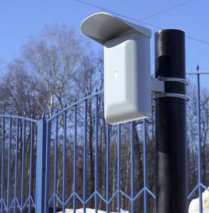 Однопозиционные радиолучевой извещатель ЗЕБРА-42(24), фото 2
