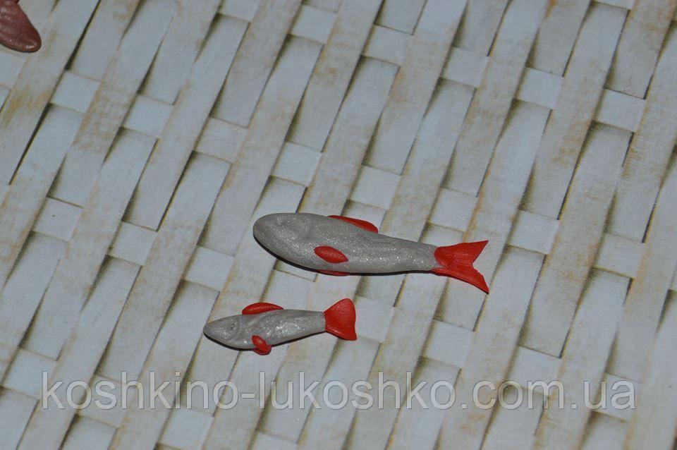 Миниатюра рыба (комплект 2 шт)