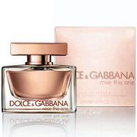 Женский парфюм Dolce & Gabbana Rose The One (Дольче Габбана Роуз Зе Ван), фото 1