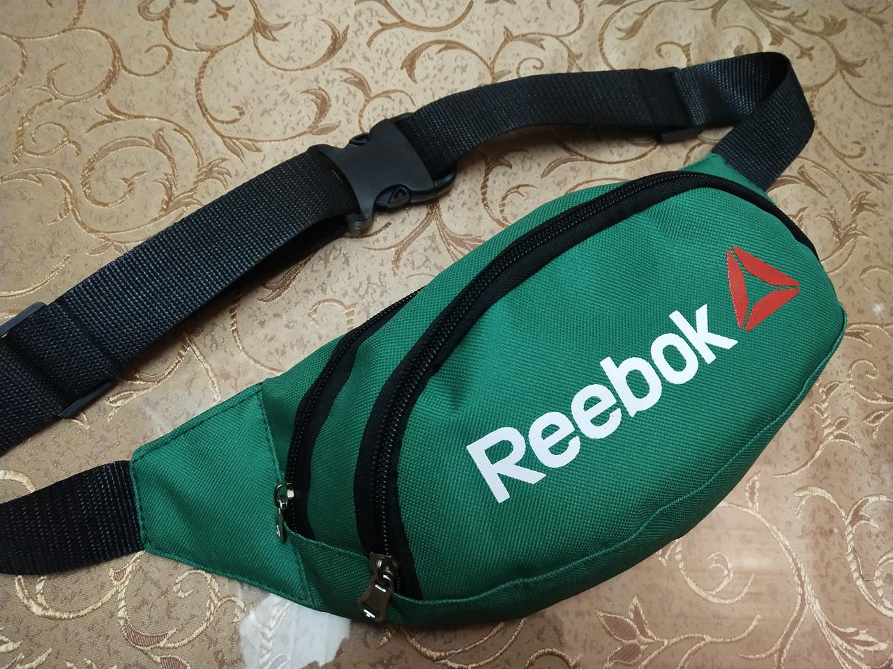 156ec86f1f61 Новинка Сумка на пояс reebok новый/Спортивные барсетки сумка женский и мужские  пояс Бананка только оптом