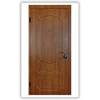 """Дверь входная металлическая DO-23 """"Золотий дуб"""" Vinorit Уличная, фото 1"""