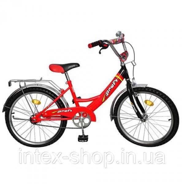 Двухколесный велосипед PROFI P 2046