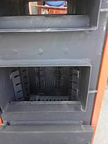 Котел твердотопливный Рубин ТТ-16 длительного горения, фото 3