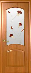 Модель Антре Р1 стекло межкомнатные двери, Николаев