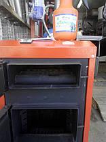 Котел твердотопливный Рубин ТТ-20 длительного горения, фото 2