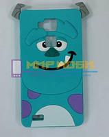 Чехол-бампер силиконовый Huawei Ascend Mate 7 Mate7 Монстр