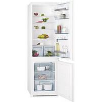 Встраиваемый холодильник с морозилкой AEG SCS5180PS1