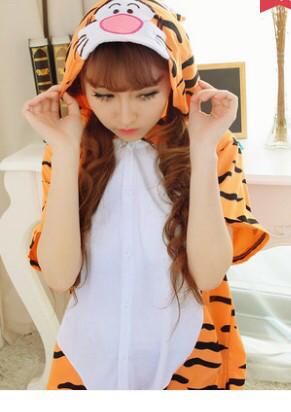 Тигр оранжевый 122-128/110