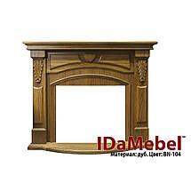 Камин портал для электрокамина DIMPLEX IDaMebel Paris (портал без очага под индивидуальный заказ), фото 3