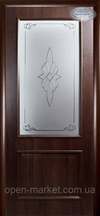 Модель Вилла стекло Р1 межкомнатные двери, Николаев