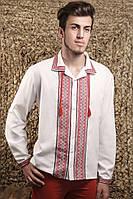 Стильная сорочка-вышиванка для мужчин