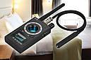 Детектор жучков GPS трекеров и скрытых видеокамер К18 (3 в 1!), фото 2