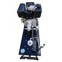 Дизельный двигатель Loncin с приводом, портативный гидравлический блок двойного действия Flowfit