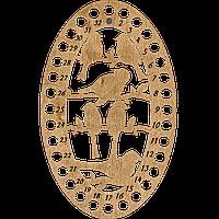 Органайзер для мулине FLZ(F)-009
