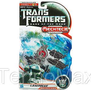 Эксклюзив! Трансформер-шпион Лазербик - Laserbeak, MechTech, Deluxe, Hasbro