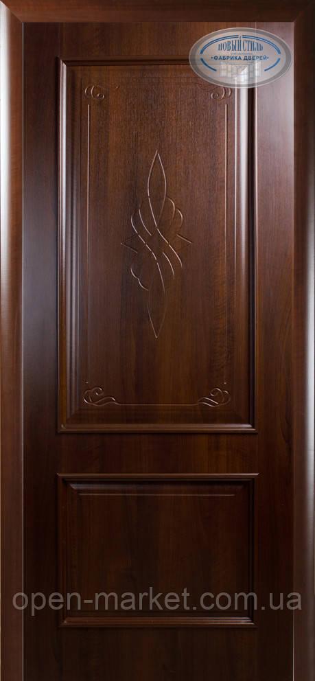 Модель Вилла без стекла межкомнатные двери, Николаев