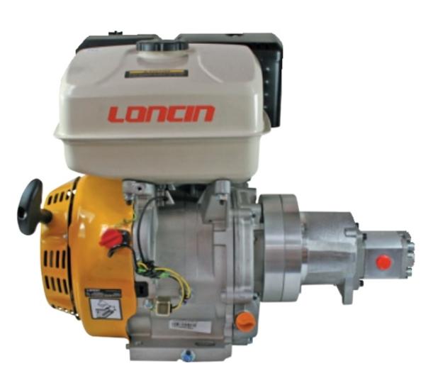 Комплект гидравлического насоса с дизельным двигателем LONCIN Flowfit, 6,5 л.с., 10,5 л / мин