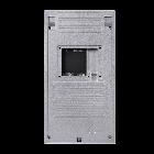 Терминал управления и учета доступа двери по лицу движущегося пользователя ZKTeco FaceDepot-7b, фото 4