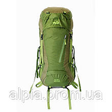 Туристический рюкзак Tramp Floki TRP-046-green 50+10 л