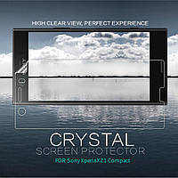 Защитная пленка Nillkin Crystal для Sony Xperia XZ1 Compact
