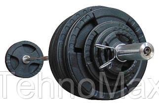 Штанга наборная олимпийская 203.5 кг 2.2 м