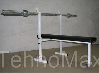 Жим лежа нерегулируемый (труба 40х40)