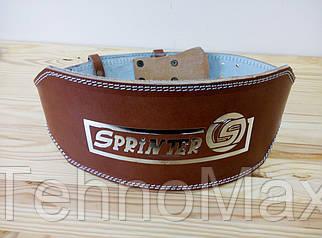 """Кожаный пояс для Т/А """"Sprinter"""""""