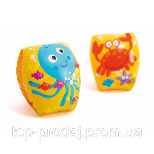 Нарукавники детские 56662 1-3года, 20*15 см, Надувные нарукавники для плавания, Нарукавники для ребенка