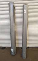 Порог Фольксваген Гольф 3 / Golf 3, 4-х дверный левый