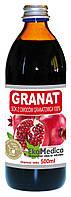 Сок Гранатовый 100% без консервантов Ekamedica, 500мл