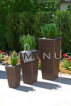 Горщик для квітів 50 см, вуличний