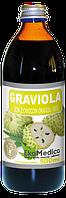 Сок Гравиолы (Анноны, Гуанабаны) 100% без консервантов Ekamedica, 500мл