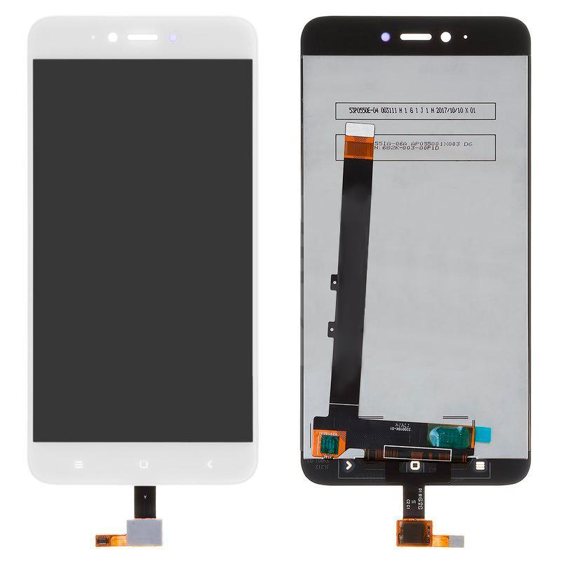Дисплейный модуль Xiaomi Redmi Note 5a с сенсором White Original