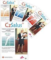 Медицинские колготки CZSalus 70 ден со средней степенью компрессии (12-14 мм рт.ст.).(Италия)