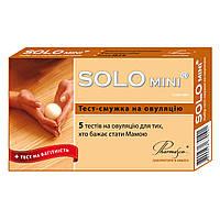 ТЕСТ SOLO mini д/определ.овуляции N3
