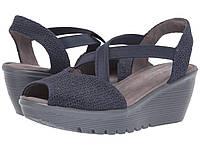 Туфли на каблуке (Оригинал) SKECHERS Parallel – Jellyroll Navy, фото 1