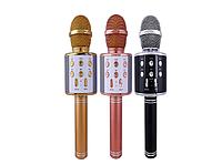 Беспроводной Bluetooth Караоке-микрофон WS-858, фото 1