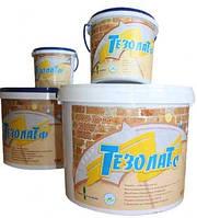 Жидкая керамическая теплоизоляция «Тезолат», 1л