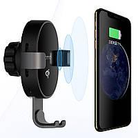 Xiaomi70maiMiDrivePB01СертификацияQI Авто Держатель телефона 10W Быстрое беспроводное зарядное устройство для iPhone Xiaomi Huawei - 1TopShop