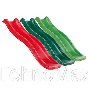 Горка детская пластиковая скользкая спуск 1,7 метра