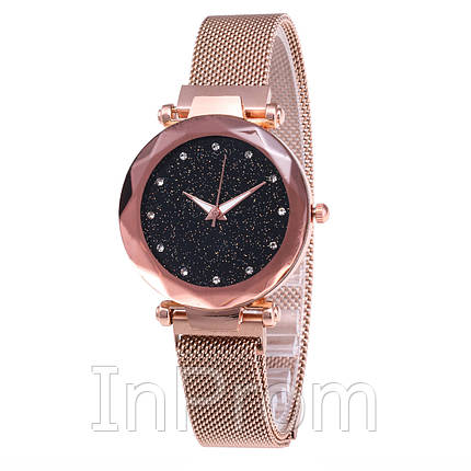 Starry Sky Watch Style Gold, фото 2