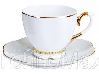 Кофейный набор Lefard Принцесса 12 предметов 55-2304
