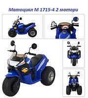 Детский мотоцикл M 1715-4 Bambi