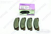 Колодки тормозные 2121-21214, 2123 передние (к-кт 4 шт) ПТИМАШ